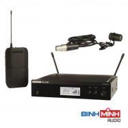 Micro không dây cài áo Shure BLX14RA/W85