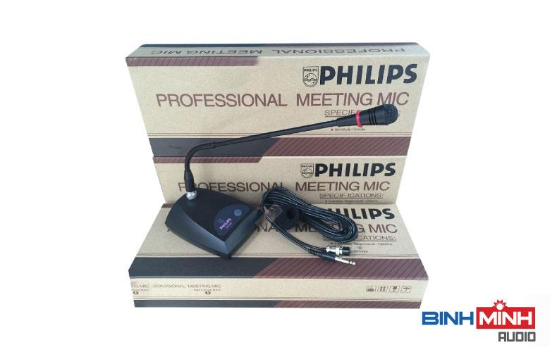 Micro cổ ngỗng giá rẻ Philip DK390