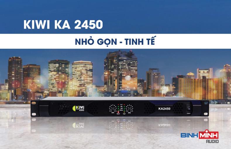 Mặt trước Kiwi KA2450