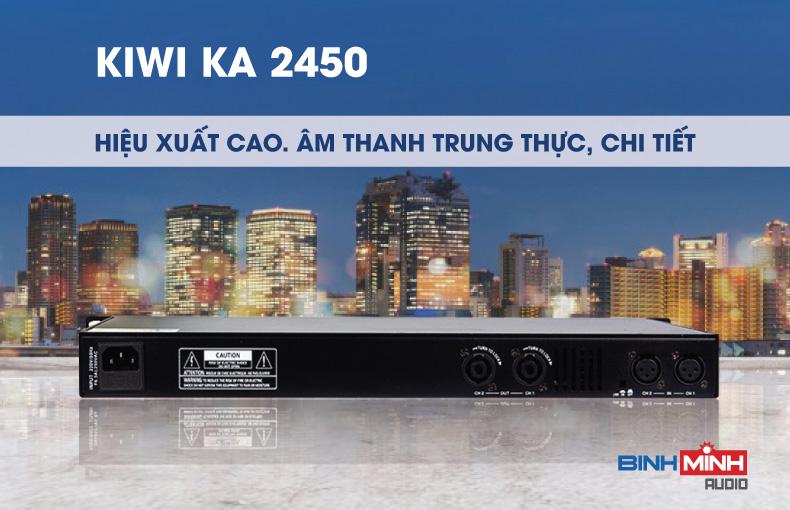 Mặt sau Kiwi KA2450