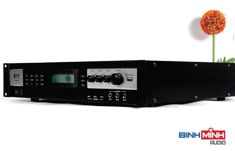 Các nút điều chỉnh âm lượng và âm sắc