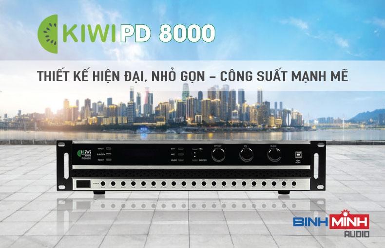 Mặt trước Kiwi PD8000