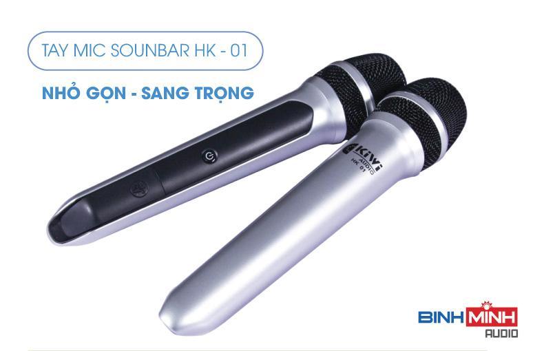 Micro Soundbar Kiwi