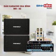 Dàn Karaoke Gia Đình BM 42