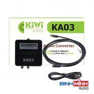 Bộ chuyển đổi âm thanh từ Digital sang Analog Kiwi KA03