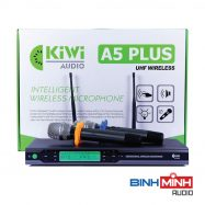 Micro không dây Kiwi A5 Plus
