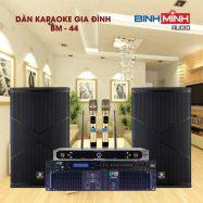 Dàn Karaoke Gia Đình BM 44